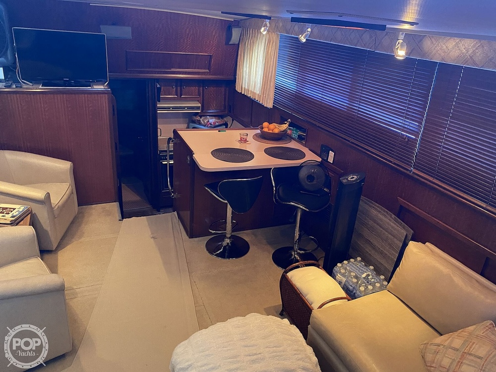 1975 Hatteras boat for sale, model of the boat is Double Cabin & Image # 20 of 40