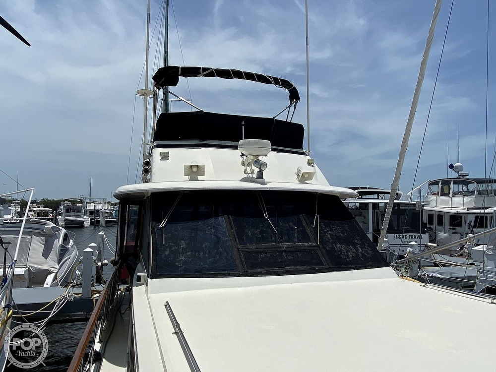 1975 Hatteras boat for sale, model of the boat is Double Cabin & Image # 3 of 40