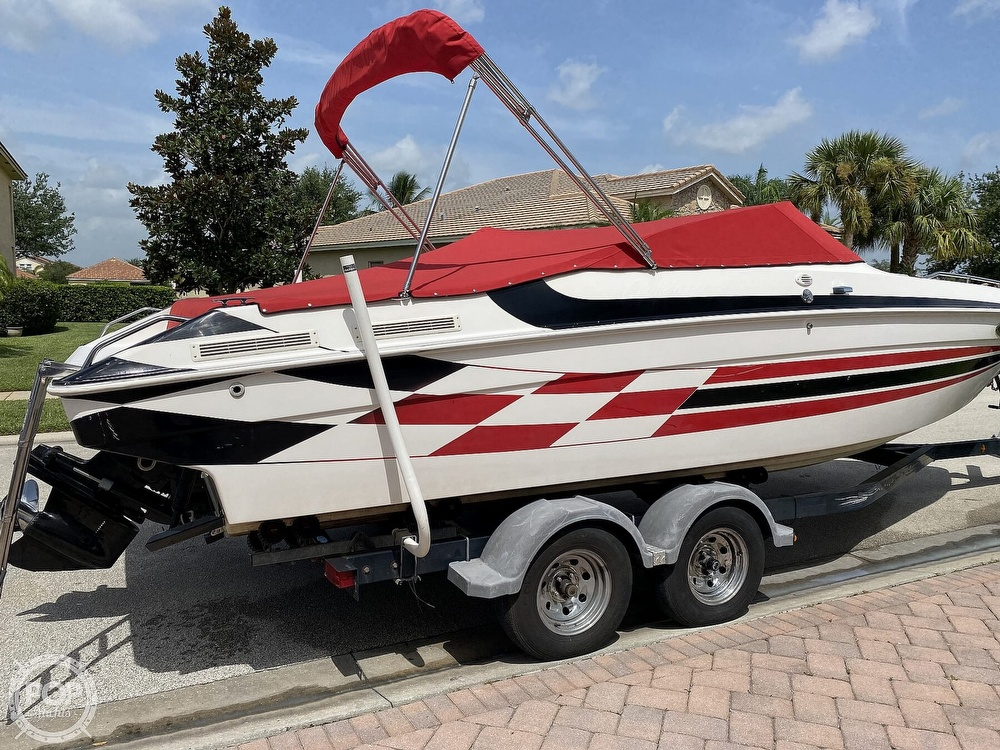 2000 Checkmate boat for sale, model of the boat is Convincor & Image # 5 of 40