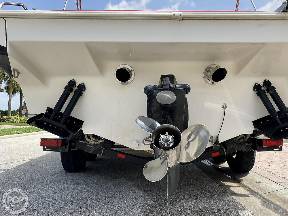 2000 Checkmate boat for sale, model of the boat is Convincor & Image # 13 of 40