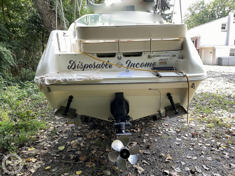 1997 Sea Ray boat for sale, model of the boat is Sundancer & Image # 11 of 40