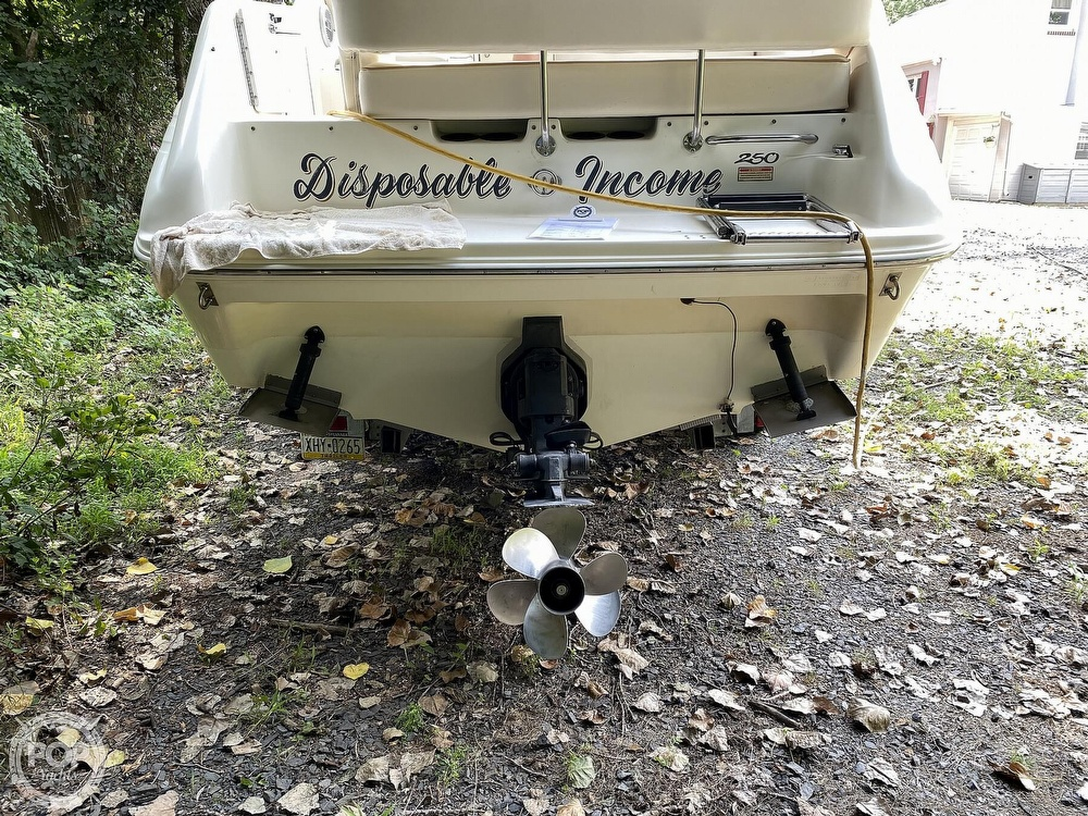 1997 Sea Ray boat for sale, model of the boat is Sundancer & Image # 10 of 40