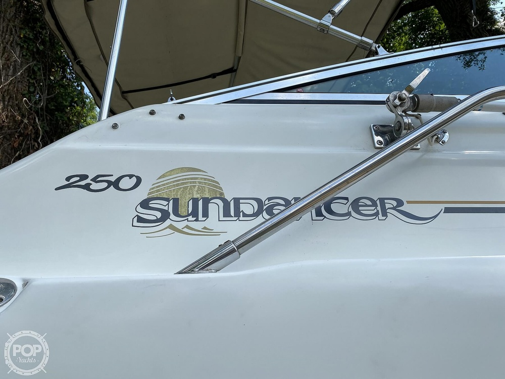 1997 Sea Ray boat for sale, model of the boat is Sundancer & Image # 9 of 40