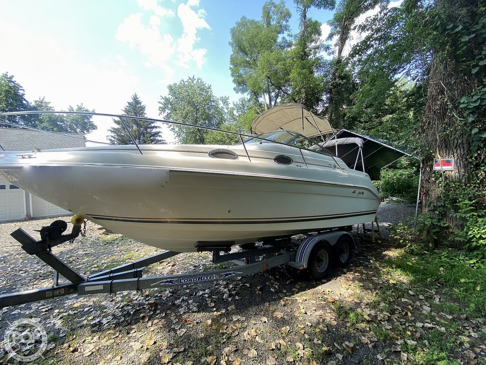1997 Sea Ray boat for sale, model of the boat is Sundancer & Image # 8 of 40