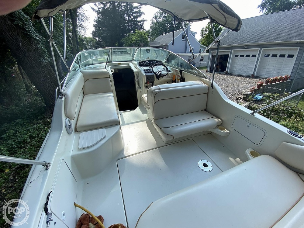 1997 Sea Ray boat for sale, model of the boat is Sundancer & Image # 17 of 40