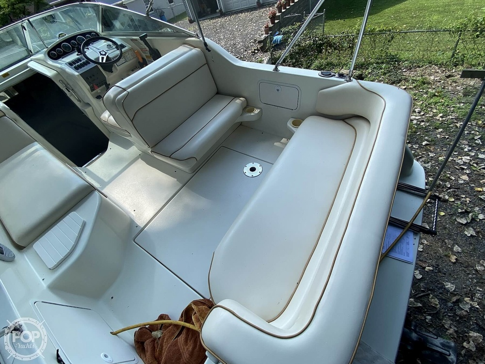 1997 Sea Ray boat for sale, model of the boat is Sundancer & Image # 18 of 40
