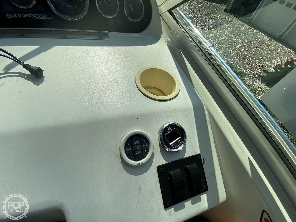 1997 Sea Ray boat for sale, model of the boat is Sundancer & Image # 29 of 40