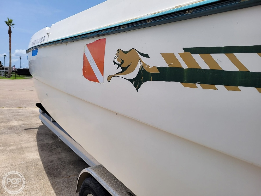 1996 Sea Cat boat for sale, model of the boat is SL5 & Image # 22 of 40