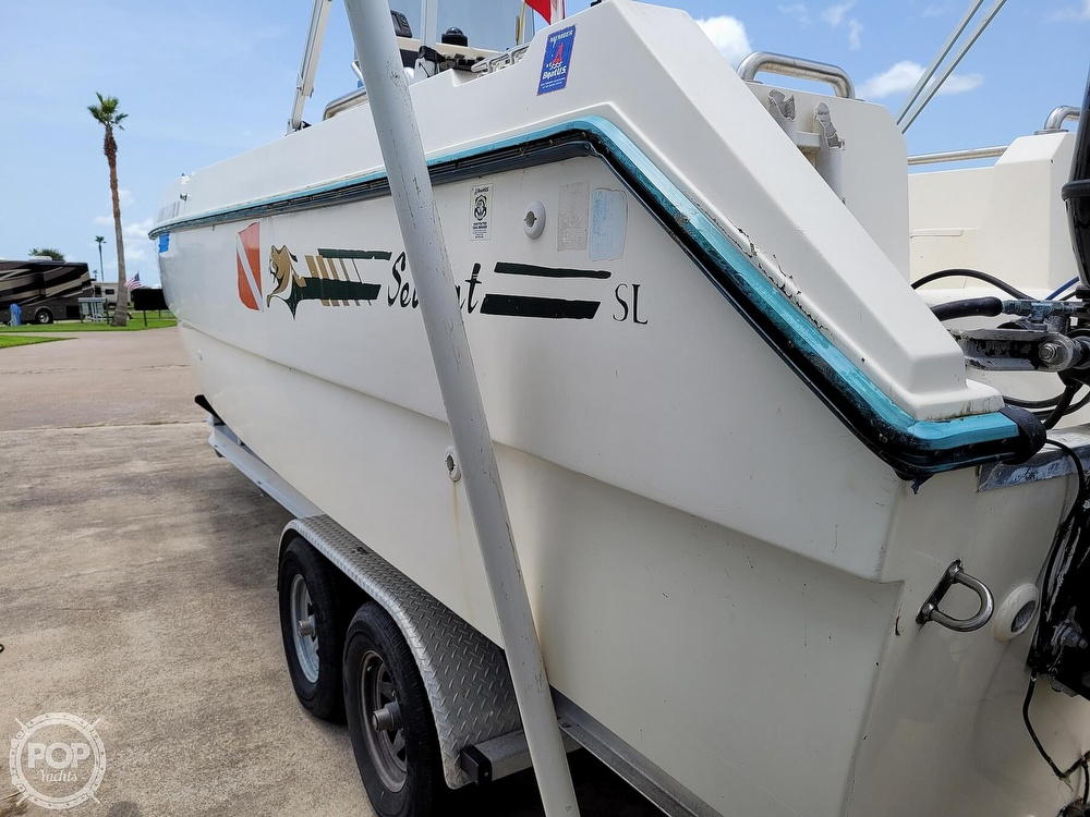 1996 Sea Cat boat for sale, model of the boat is SL5 & Image # 10 of 40