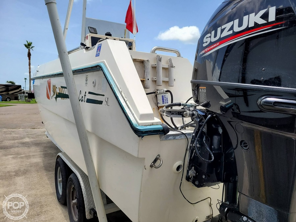 1996 Sea Cat boat for sale, model of the boat is SL5 & Image # 11 of 40
