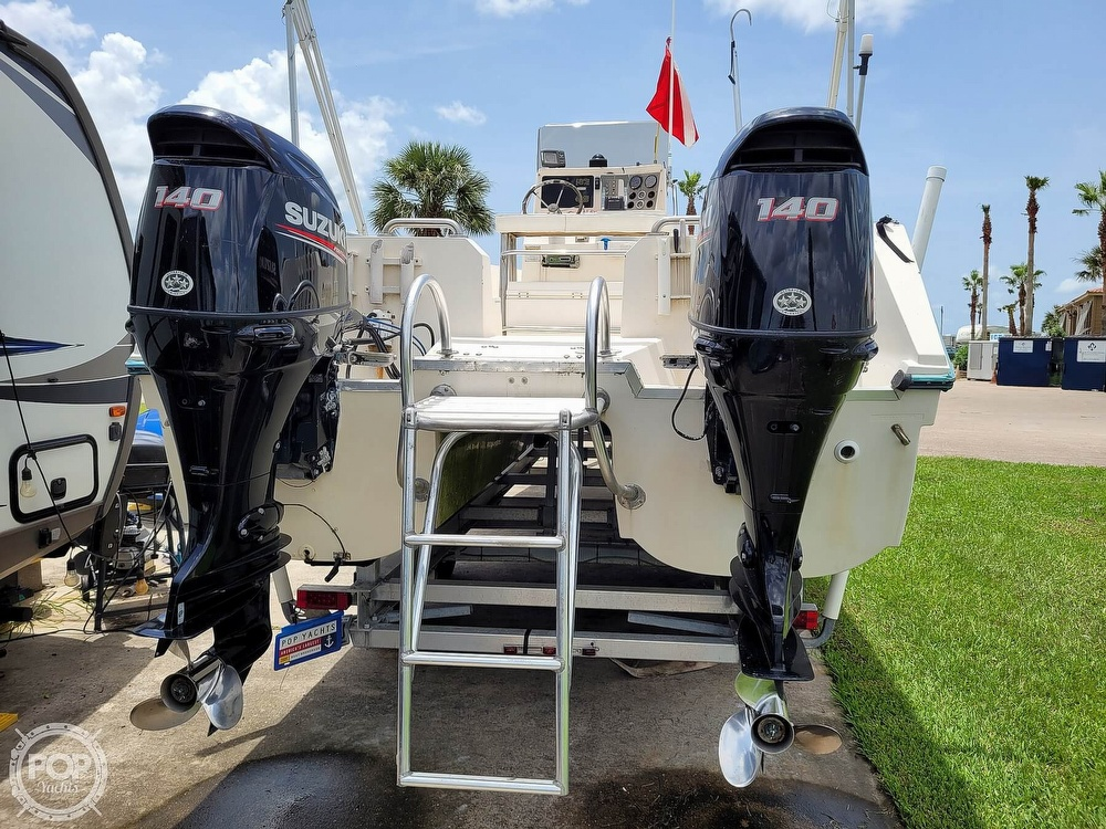 1996 Sea Cat boat for sale, model of the boat is SL5 & Image # 4 of 40