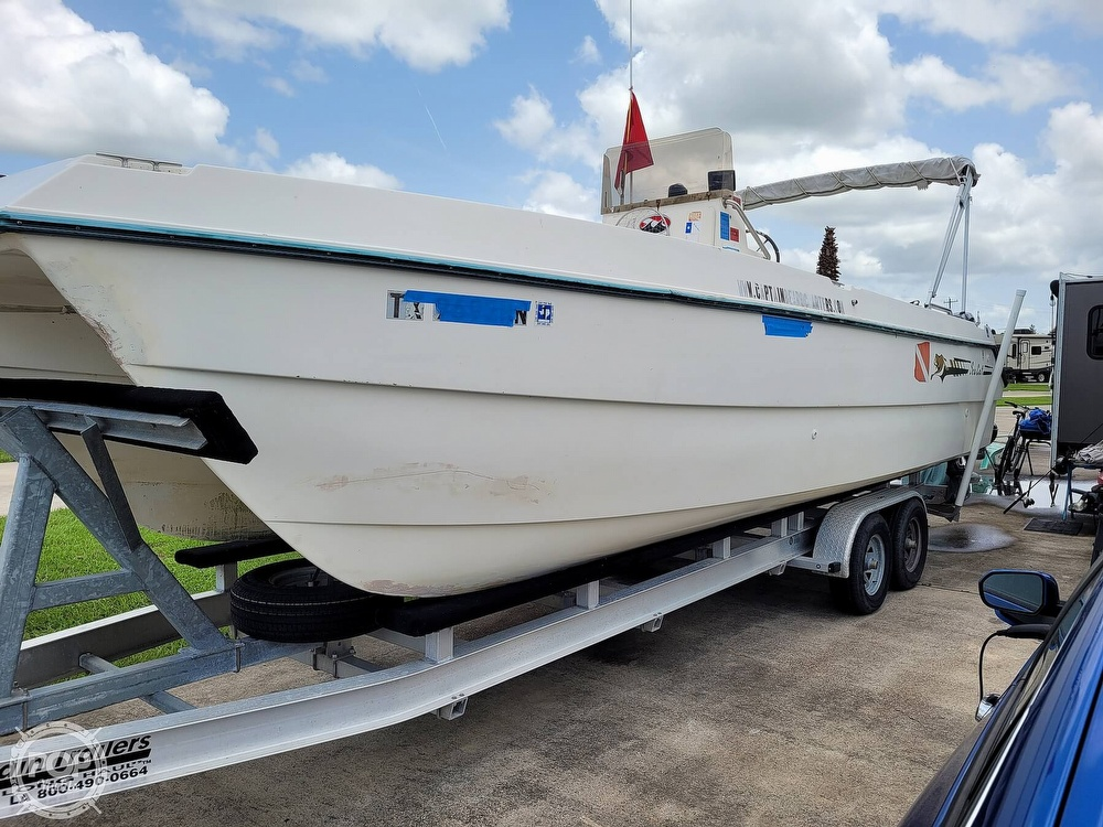 1996 Sea Cat boat for sale, model of the boat is SL5 & Image # 16 of 40