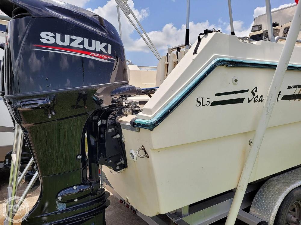 1996 Sea Cat boat for sale, model of the boat is SL5 & Image # 24 of 40