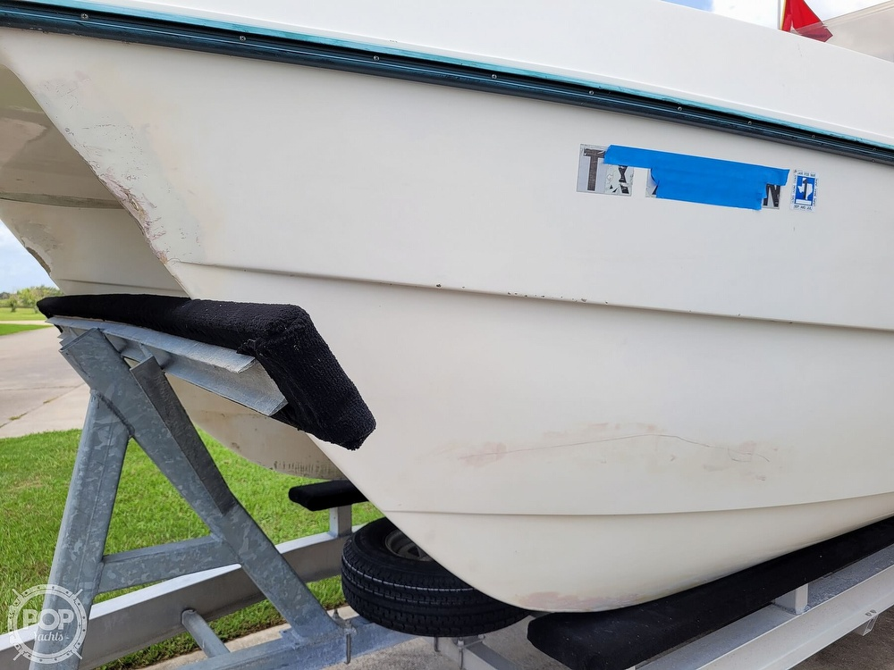 1996 Sea Cat boat for sale, model of the boat is SL5 & Image # 39 of 40