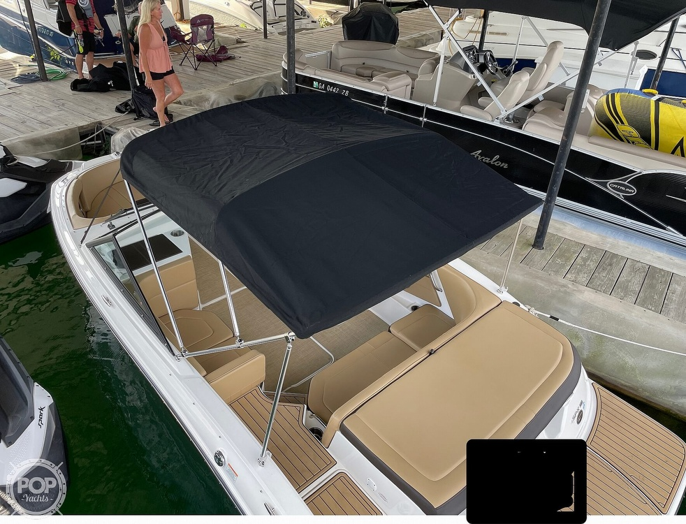 2020 Sea Ray boat for sale, model of the boat is SPX 190 & Image # 9 of 40