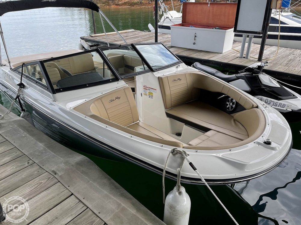 2020 Sea Ray boat for sale, model of the boat is SPX 190 & Image # 12 of 40