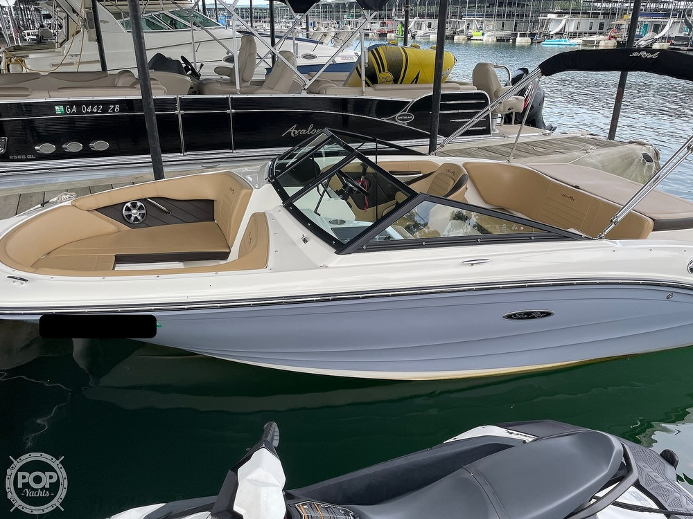 2020 Sea Ray boat for sale, model of the boat is SPX 190 & Image # 13 of 40