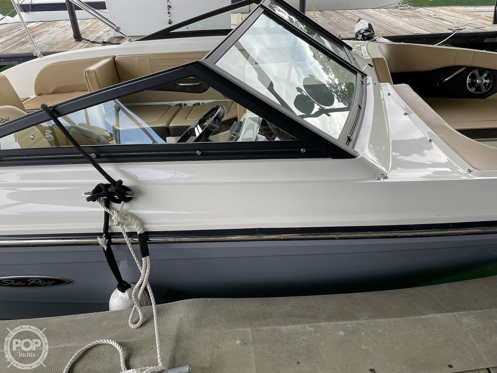 2020 Sea Ray boat for sale, model of the boat is SPX 190 & Image # 14 of 40