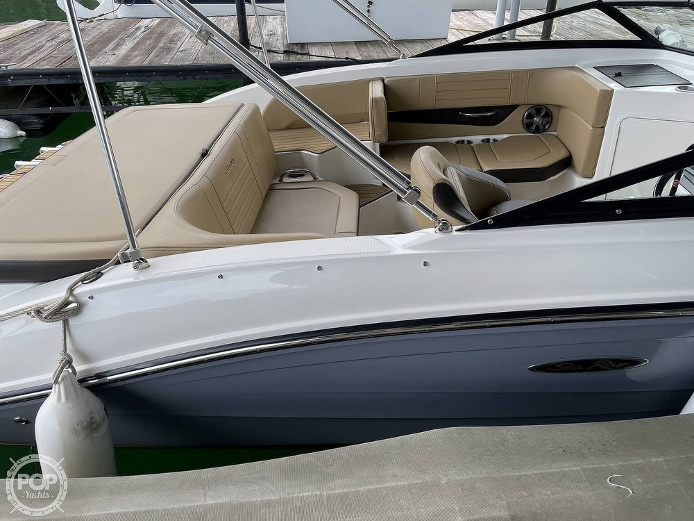 2020 Sea Ray boat for sale, model of the boat is SPX 190 & Image # 16 of 40