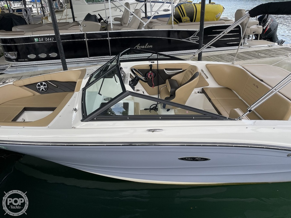 2020 Sea Ray boat for sale, model of the boat is SPX 190 & Image # 17 of 40