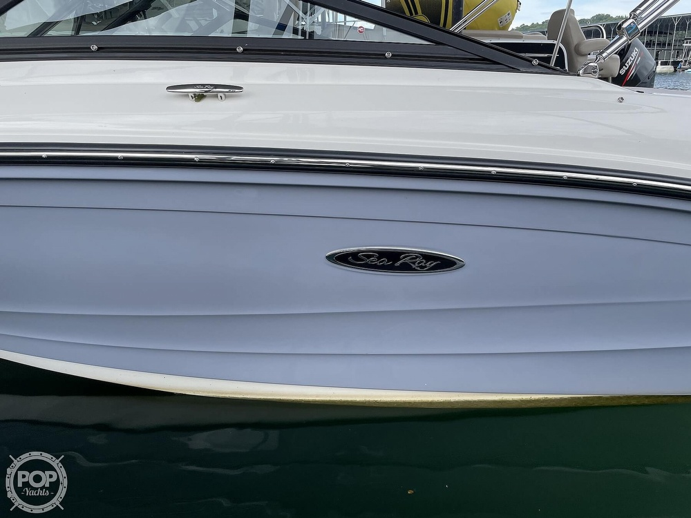 2020 Sea Ray boat for sale, model of the boat is SPX 190 & Image # 18 of 40