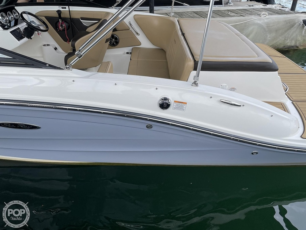 2020 Sea Ray boat for sale, model of the boat is SPX 190 & Image # 19 of 40