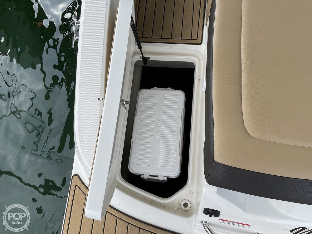 2020 Sea Ray boat for sale, model of the boat is SPX 190 & Image # 22 of 40