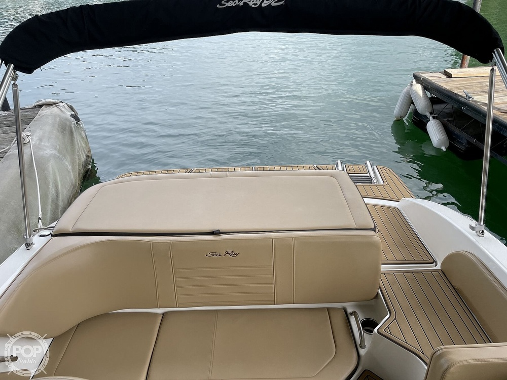 2020 Sea Ray boat for sale, model of the boat is SPX 190 & Image # 27 of 40