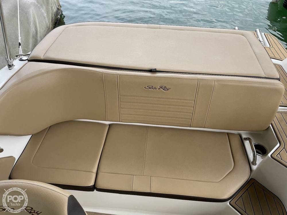 2020 Sea Ray boat for sale, model of the boat is SPX 190 & Image # 28 of 40
