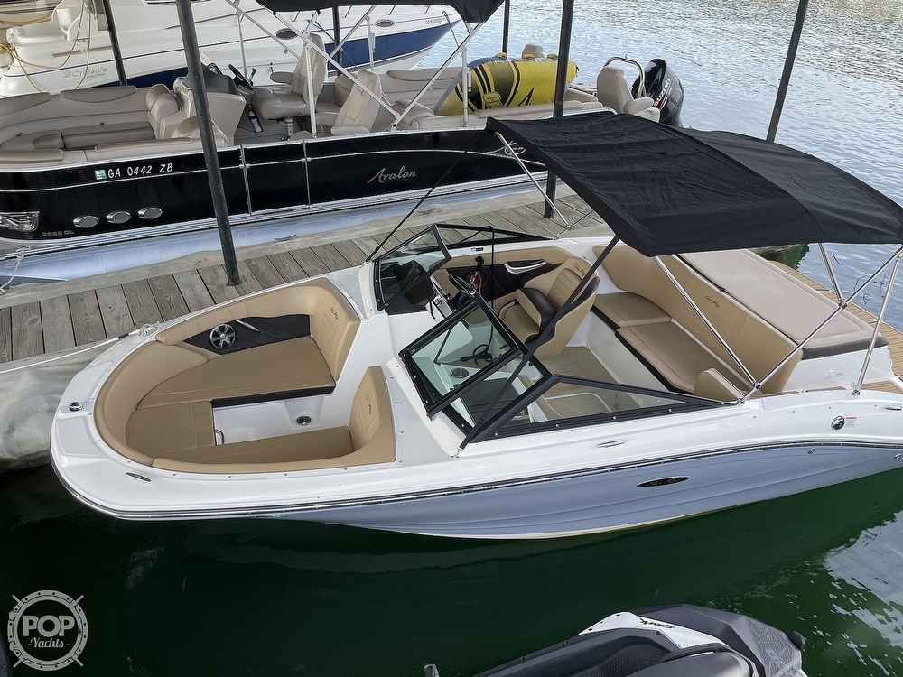2020 Sea Ray boat for sale, model of the boat is SPX 190 & Image # 2 of 40