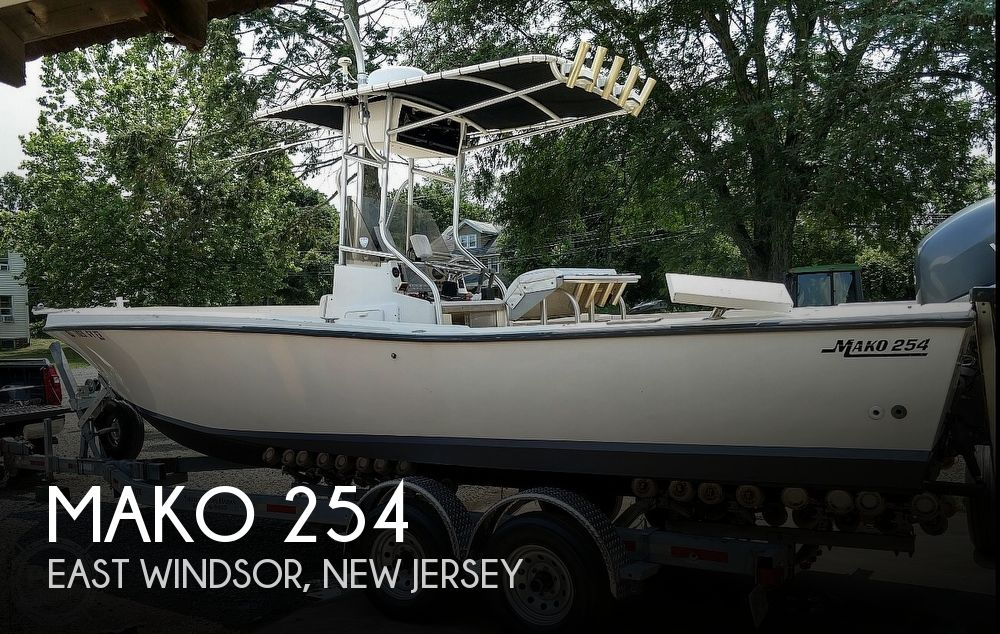 1983 Mako boat for sale, model of the boat is 254 & Image # 1 of 40