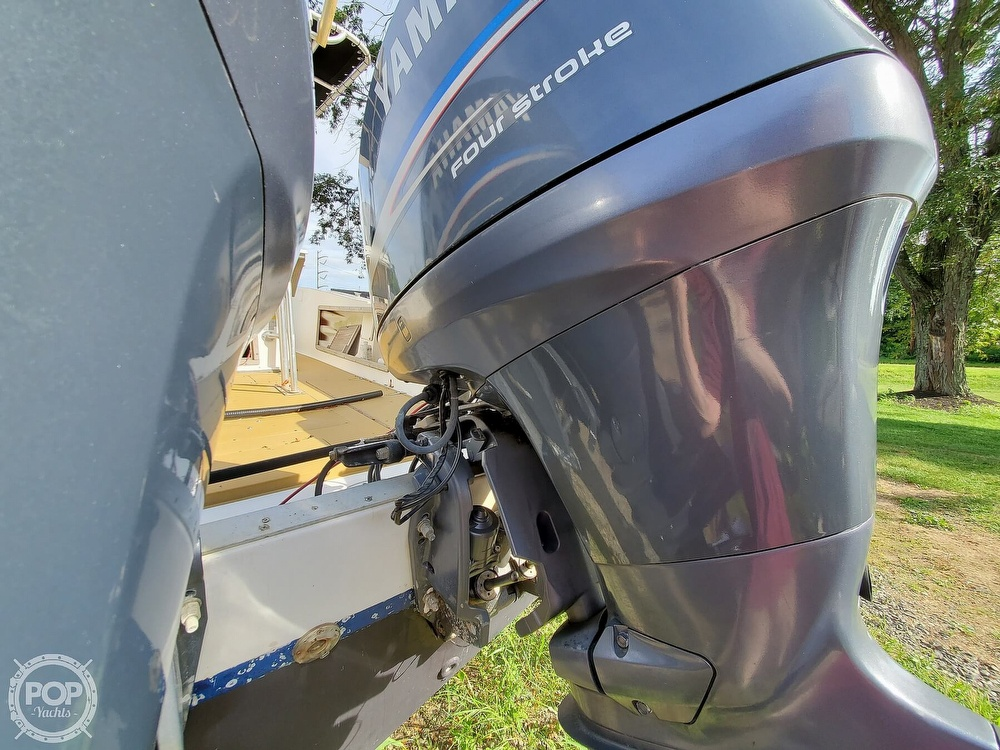 1983 Mako boat for sale, model of the boat is 254 & Image # 15 of 40
