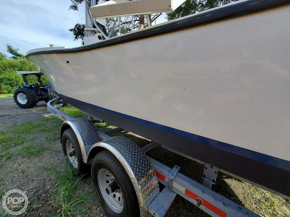 1983 Mako boat for sale, model of the boat is 254 & Image # 18 of 40