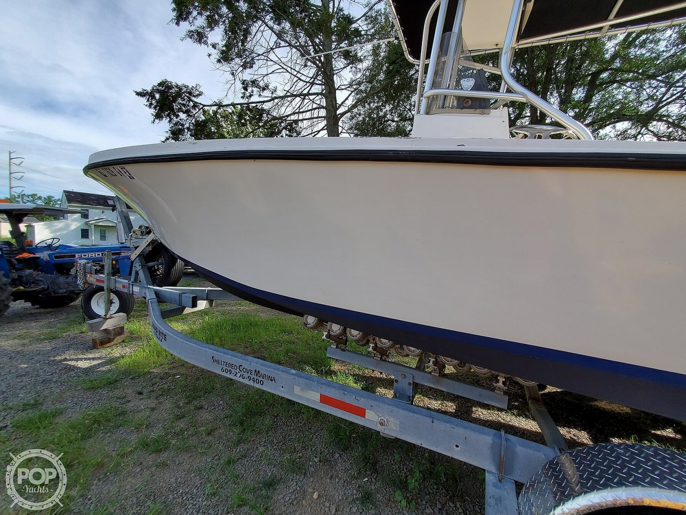 1983 Mako boat for sale, model of the boat is 254 & Image # 19 of 40