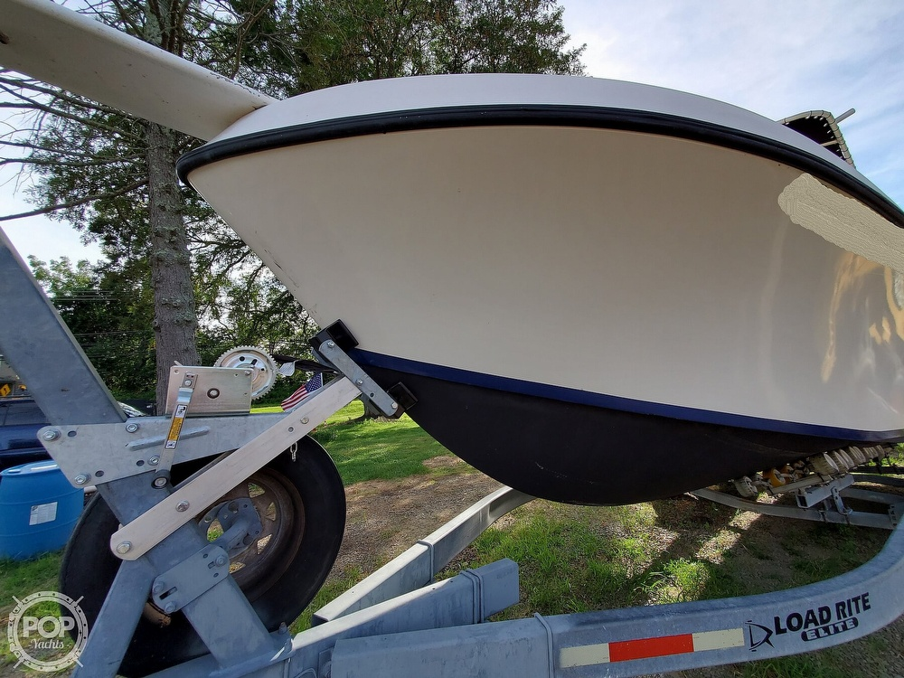 1983 Mako boat for sale, model of the boat is 254 & Image # 21 of 40