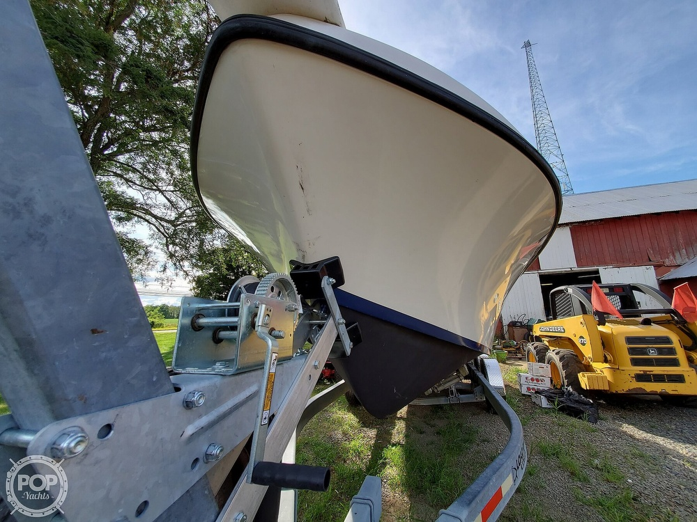 1983 Mako boat for sale, model of the boat is 254 & Image # 23 of 40