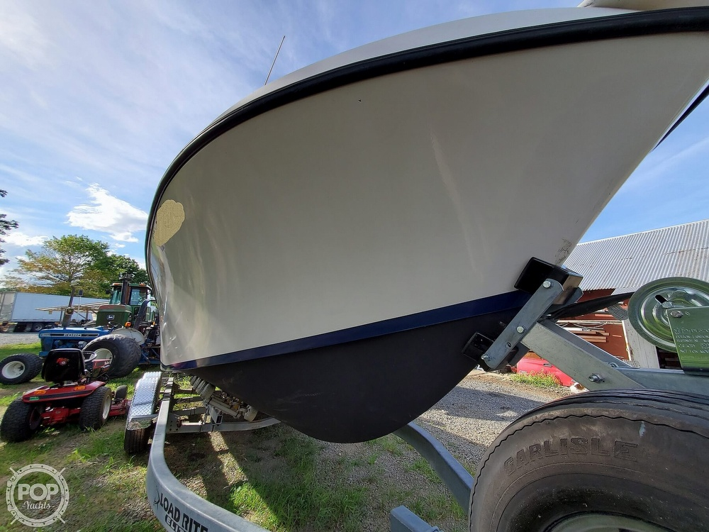 1983 Mako boat for sale, model of the boat is 254 & Image # 33 of 40
