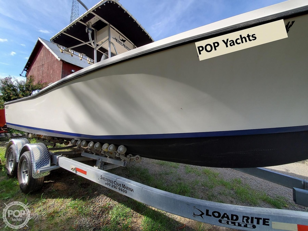 1983 Mako boat for sale, model of the boat is 254 & Image # 35 of 40
