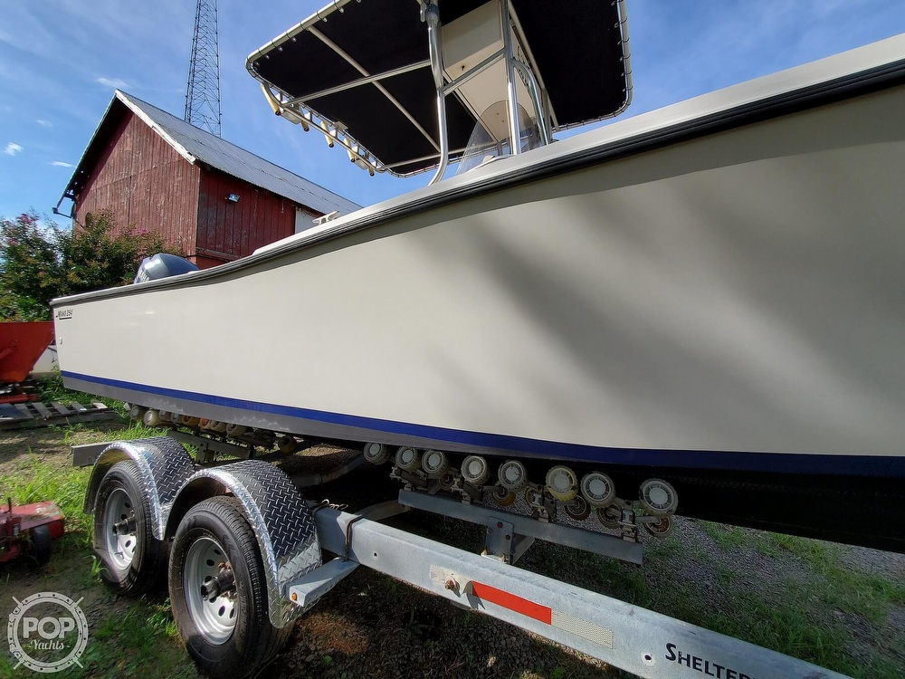 1983 Mako boat for sale, model of the boat is 254 & Image # 36 of 40