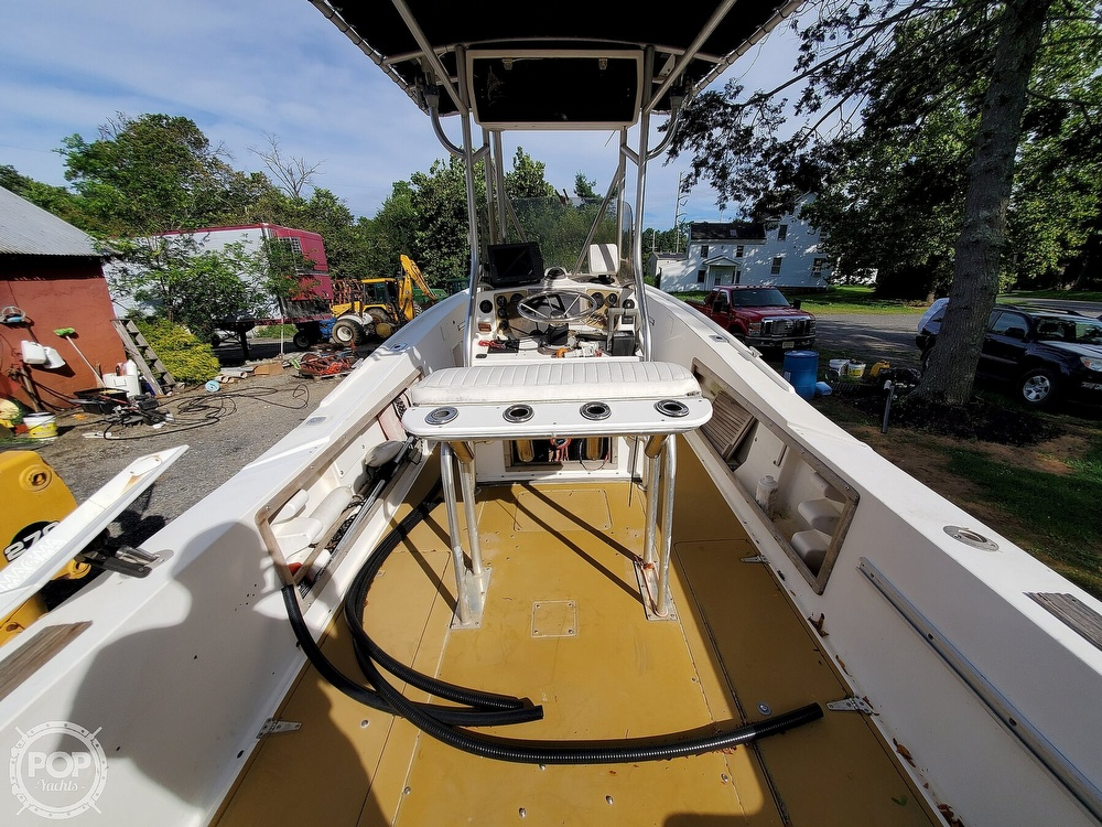 1983 Mako boat for sale, model of the boat is 254 & Image # 7 of 40