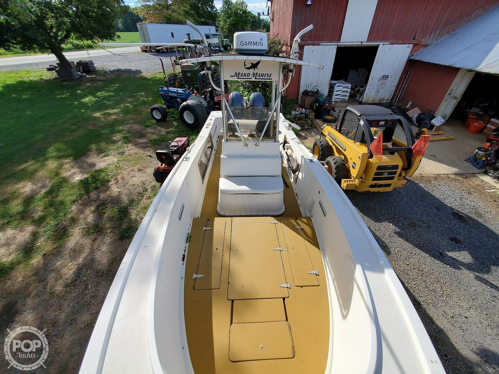 1983 Mako boat for sale, model of the boat is 254 & Image # 4 of 40
