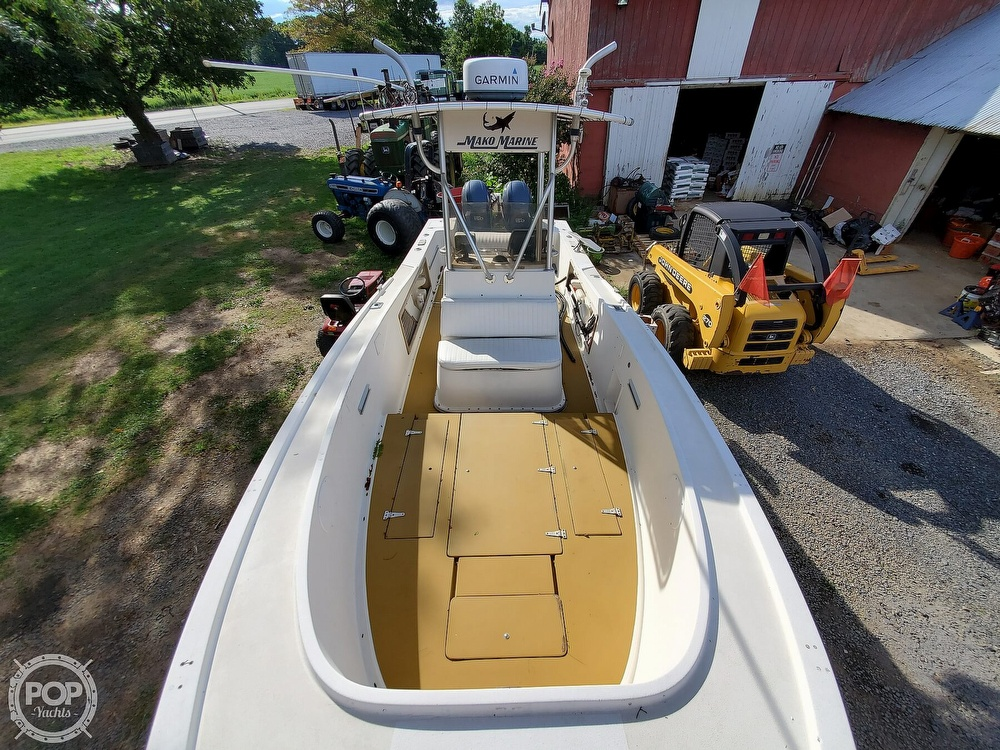 1983 Mako boat for sale, model of the boat is 254 & Image # 5 of 40