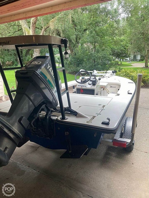1999 Maverick boat for sale, model of the boat is Mirage 2 & Image # 3 of 40
