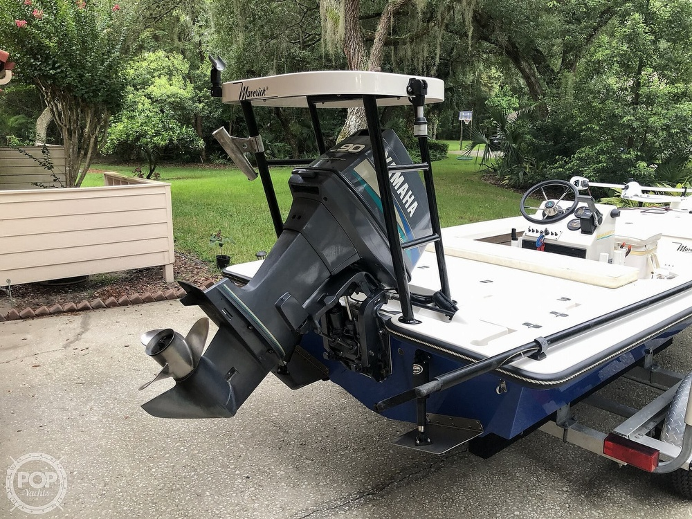 1999 Maverick boat for sale, model of the boat is Mirage 2 & Image # 29 of 40