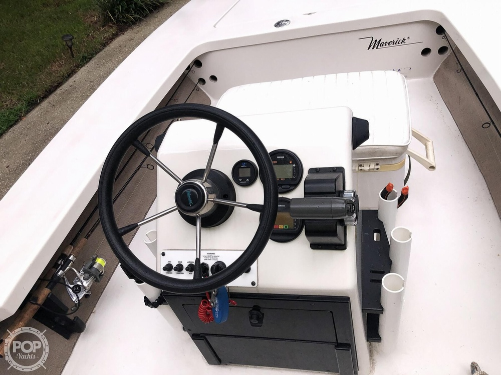 1999 Maverick boat for sale, model of the boat is Mirage 2 & Image # 22 of 40