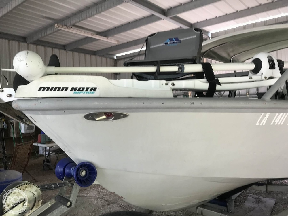 1996 Custom Aluminum boat for sale, model of the boat is 21 & Image # 6 of 8