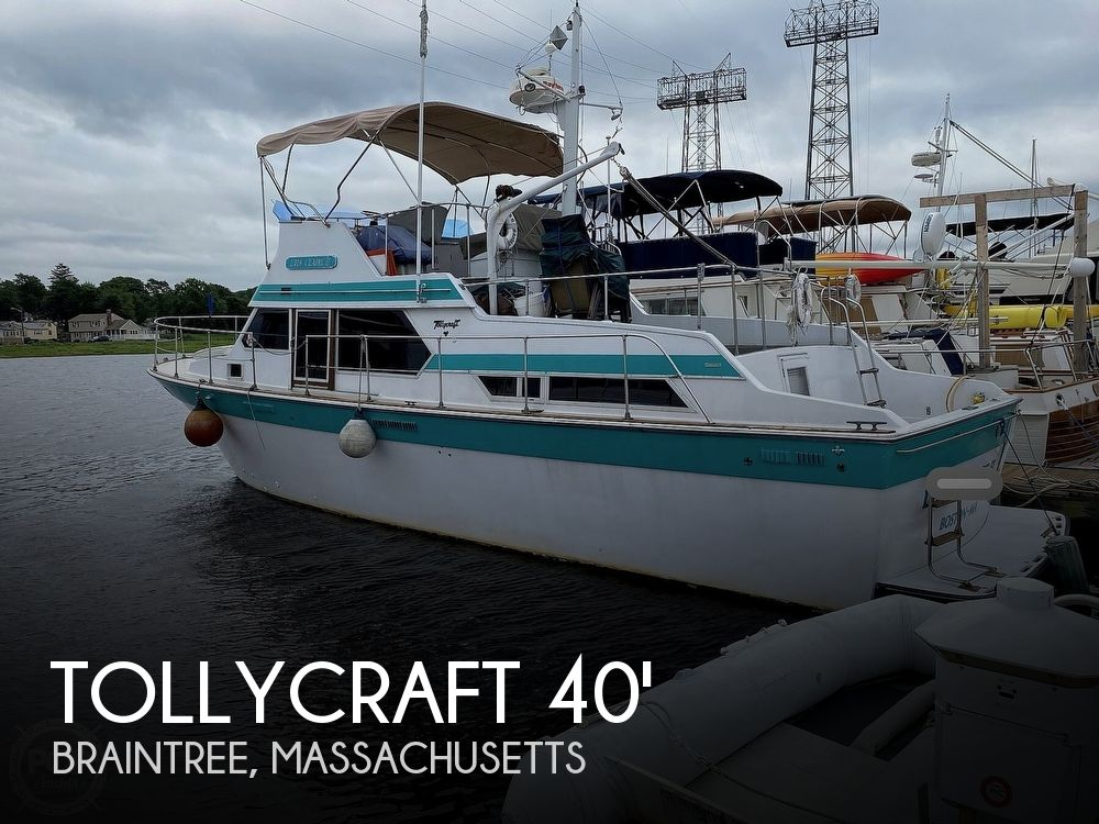 1970 Tollycraft boat for sale, model of the boat is Tri Cabin & Image # 1 of 40