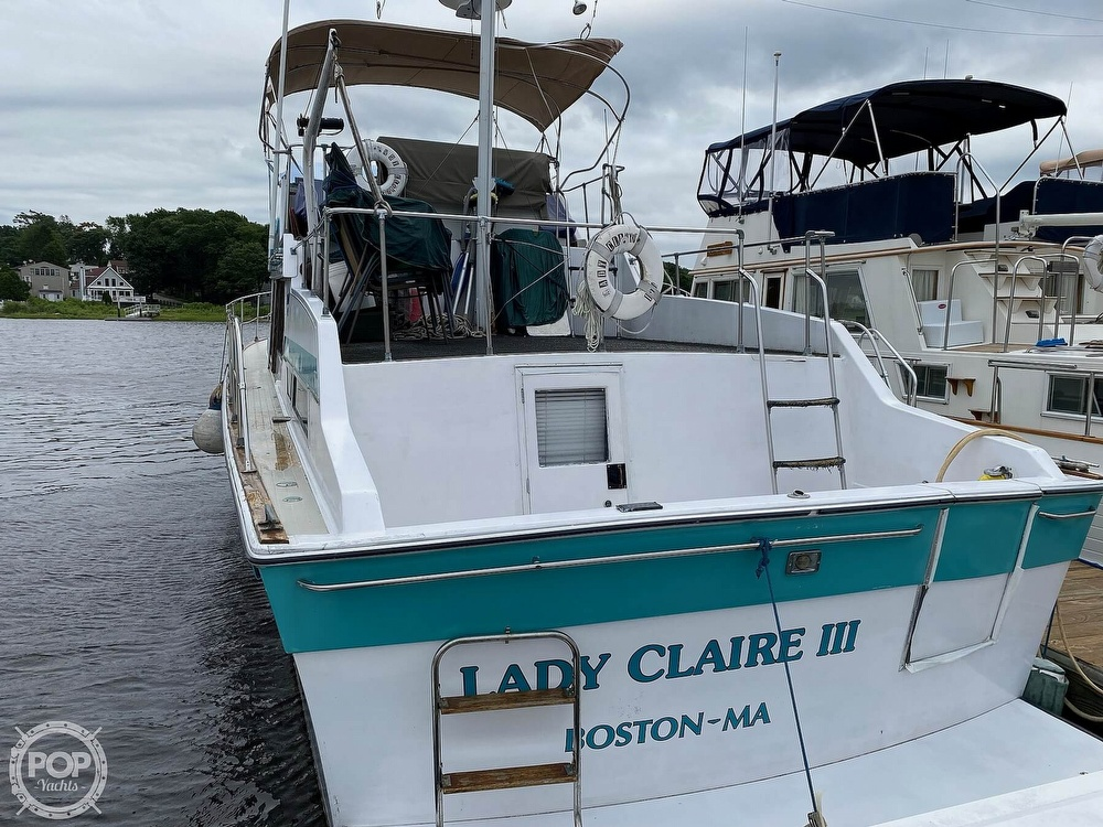 1970 Tollycraft boat for sale, model of the boat is Tri Cabin & Image # 2 of 40