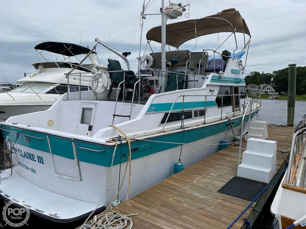 1970 Tollycraft boat for sale, model of the boat is Tri Cabin & Image # 3 of 40