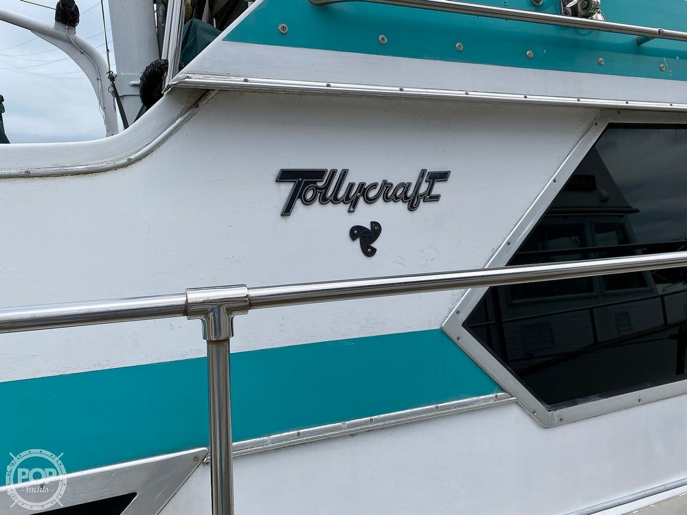 1970 Tollycraft boat for sale, model of the boat is Tri Cabin & Image # 4 of 40